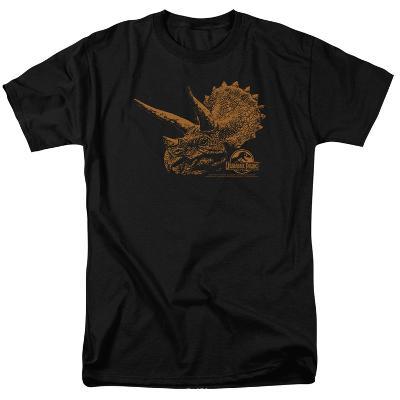 Jurassic Park - Tri Mount
