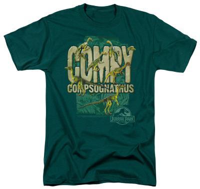 Jurassic Park - Compy