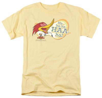 Woody Woodpecker - Famous Laugh