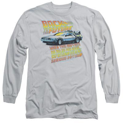 Long Sleeve: Back to the Future - 88 MPH