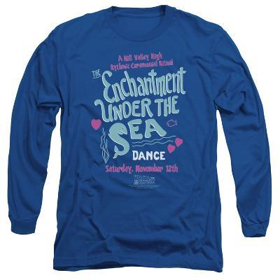 Long Sleeve: Back to the Future - Under the Sea
