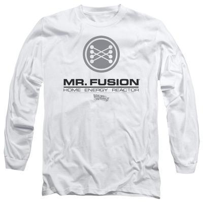 Long Sleeve: Back to the Future - Mr Fusion Logo