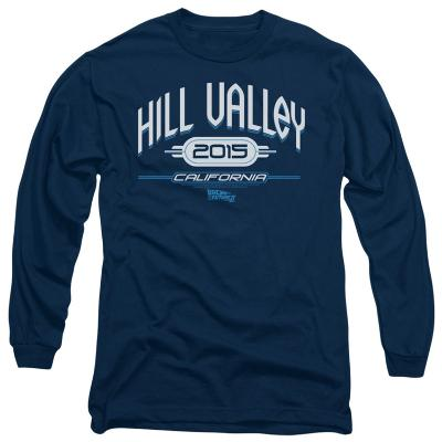 Long Sleeve: Back to the Future - Hill Valley 2015