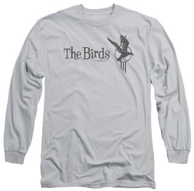 Long Sleeve: The Birds - The Birds Distressed