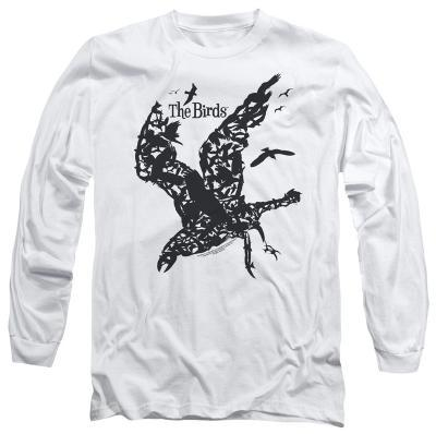Long Sleeve: The Birds - The Birds Distressed