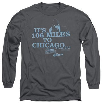 Long Sleeve: The Blues Brothers - Chicago