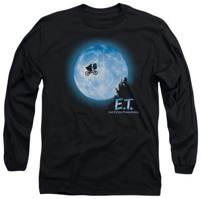 Long Sleeve: E.T. The Extra Terrestrial - E.T. Moon Scene