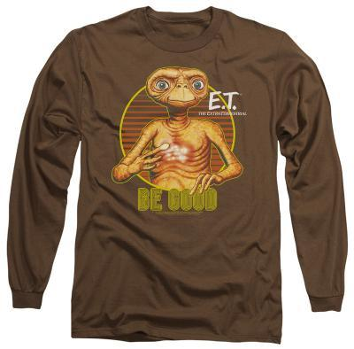 Long Sleeve: E.T. The Extra Terrestrial - Be Good