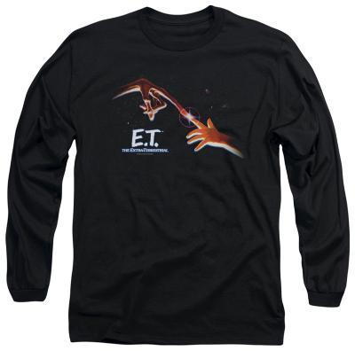 Long Sleeve: E.T. The Extra Terrestrial - E.T. Poster