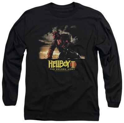 Long Sleeve: Hellboy II - Poster Art
