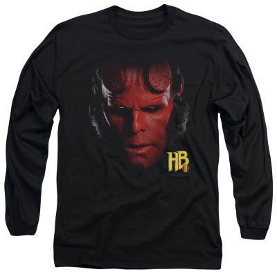 Long Sleeve: Hellboy II - Hellboy Head