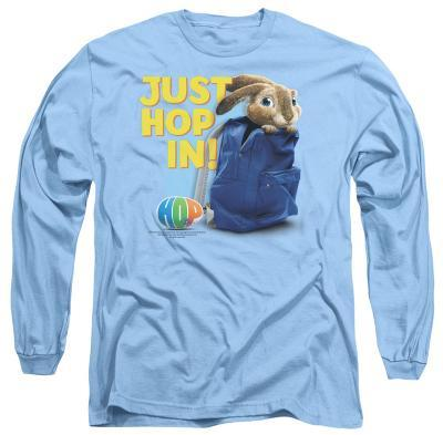 Long Sleeve: Hop - Just Hop In