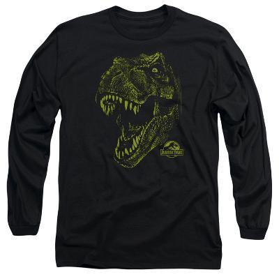 Long Sleeve: Jurassic Park - Rex Mount