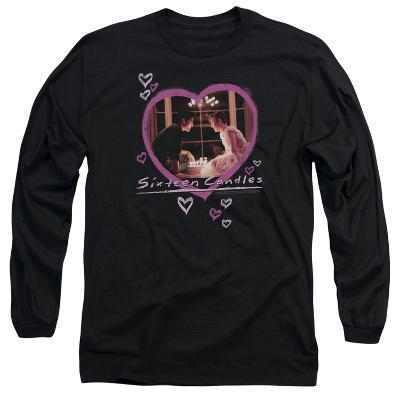 Long Sleeve: Sizteen Candles - Candles