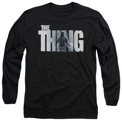 Long Sleeve: The Thing - The Thing Logo