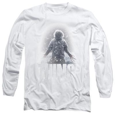 Long Sleeve: The Thing - Snow Thing