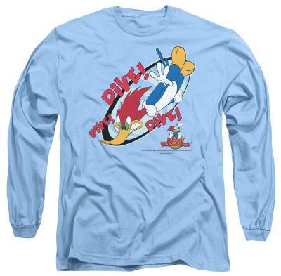 Long Sleeve: Woody Woodpecker - Dive!