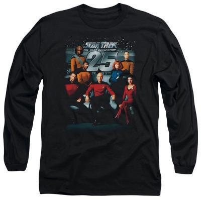 Long Sleeve: Star Trek - 25th Anniversary Crew