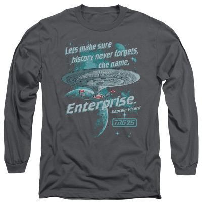 Long Sleeve: Star Trek - Never Forget