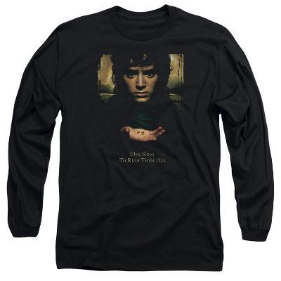 Long Sleeve: Lord of the Rings - Frodo One Ring