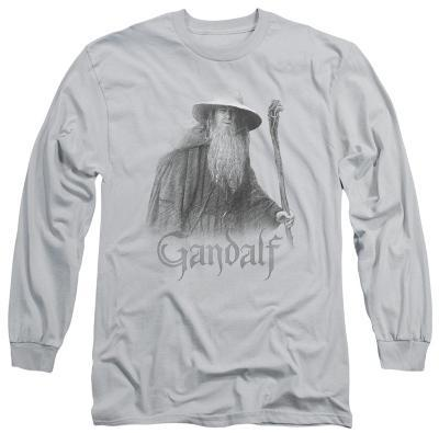 Long Sleeve: Lord of the Rings - Gandalf the Grey
