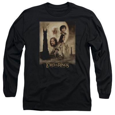 Long Sleeve: Lord of the Rings - TT Poster