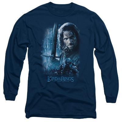 Long Sleeve: Lord of the Rings - King in the Making