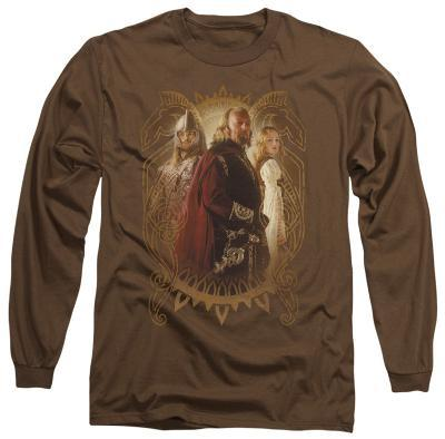 Long Sleeve: Lord of the Rings - Rohan Royalty