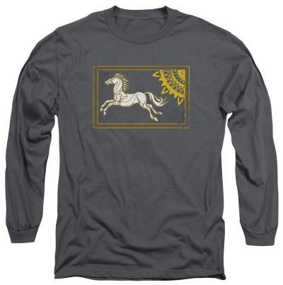 Long Sleeve: Lord of the Rings - Rohan Banner