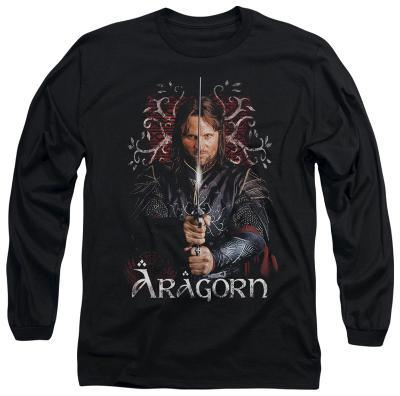 Long Sleeve: Lord of the Rings - Aragorn
