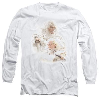 Long Sleeve: Lord of the Rings - Gandalf the White