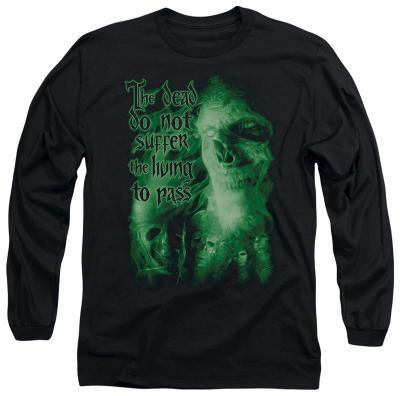 Long Sleeve: Lord of the Rings - King of the Dead