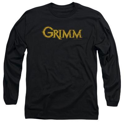 Long Sleeve: Grimm - Grimm Logo