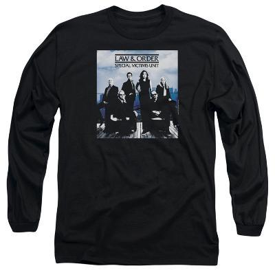 Long Sleeve: Law & Order - Crew 13