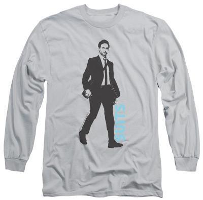 Long Sleeve: Suits - Suit Walking