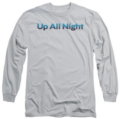 Long Sleeve: Up All Night - Up All Night Logo