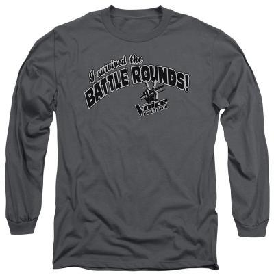 Long Sleeve: The Voice - Battle Rounds