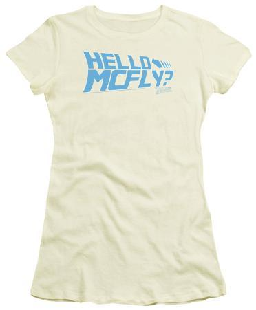 Juniors: Back to the Future - Hello McFly?