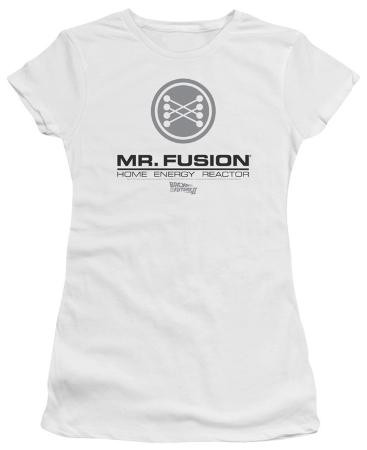 Juniors: Back to the Future - Mr Fusion Logo
