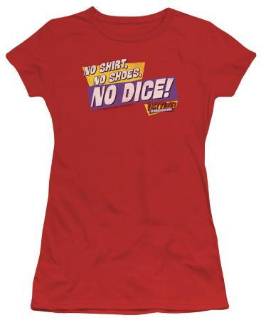 Juniors: Fast Times at Ridgemont High - No Dice