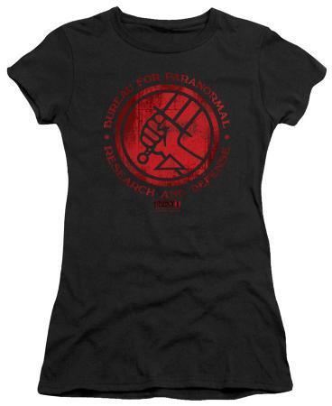 Juniors: Hellboy II - BPRD Logo