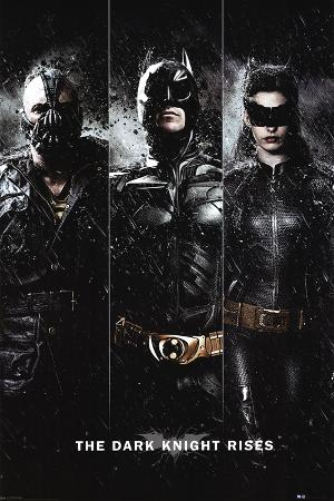The Dark Knight Rises-Three