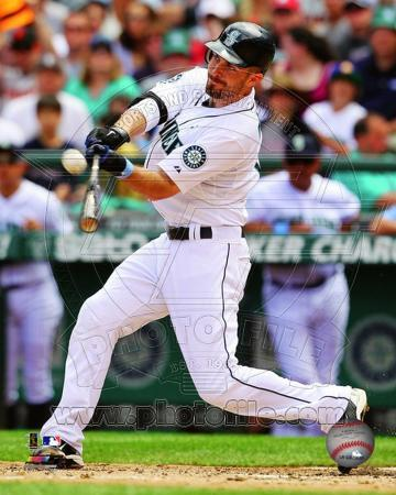 Dustin Ackley 2012 Action