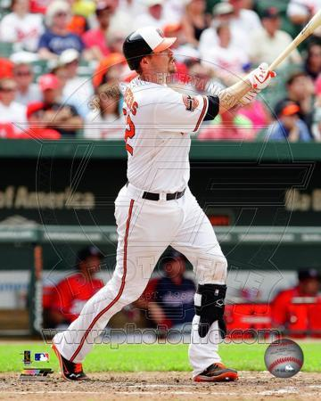 Matt Wieters 2012 Action