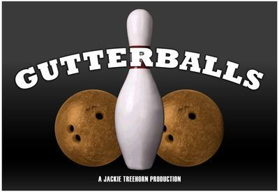 Gutterballs A Jackie Treehorn Production Movie Poster
