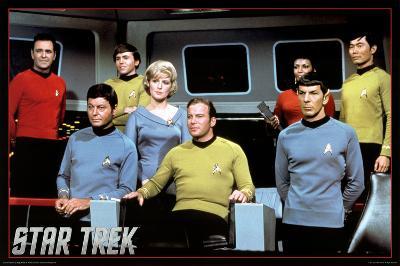 Star Trek- Cast