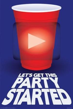 Red Cup - Let's Get This Party Started