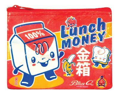 Lunch Money Coin Purse