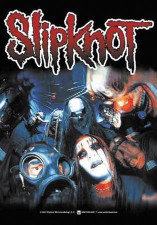 Slipknot Group Mayhem
