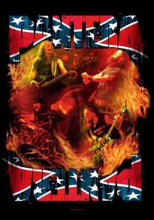 Pantera - Band South